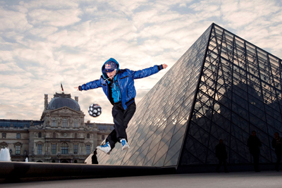 """Freestyle Soccer"" – Sportfotografie on location"